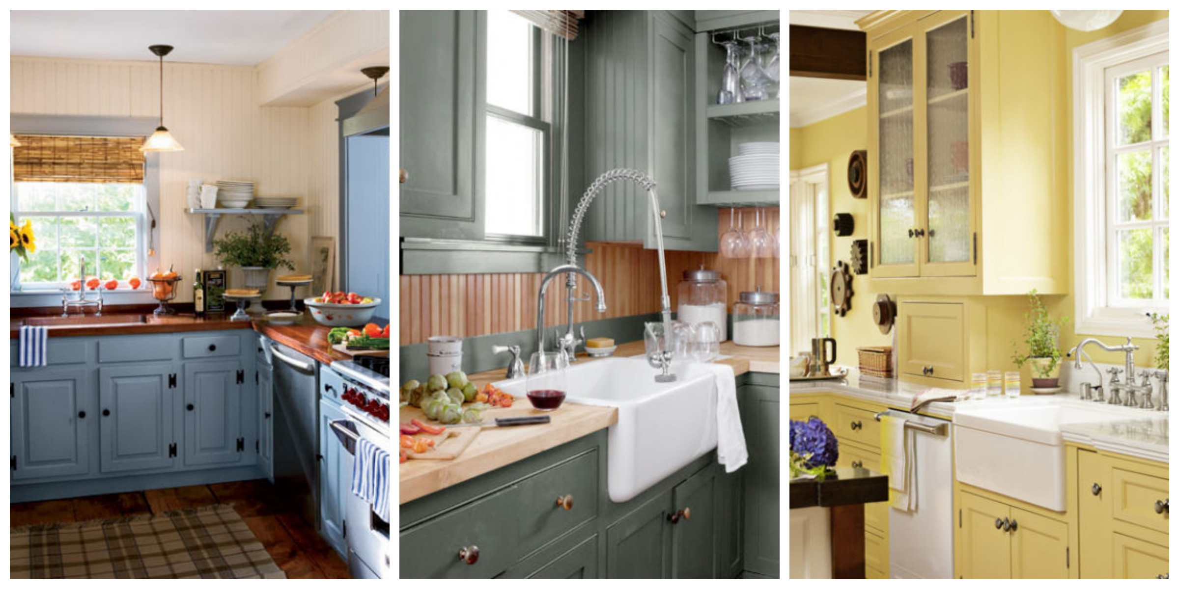 Best ideas about Kitchen Paint Color Ideas . Save or Pin Amazing of Gallery Best s French Country Paint 751 Now.
