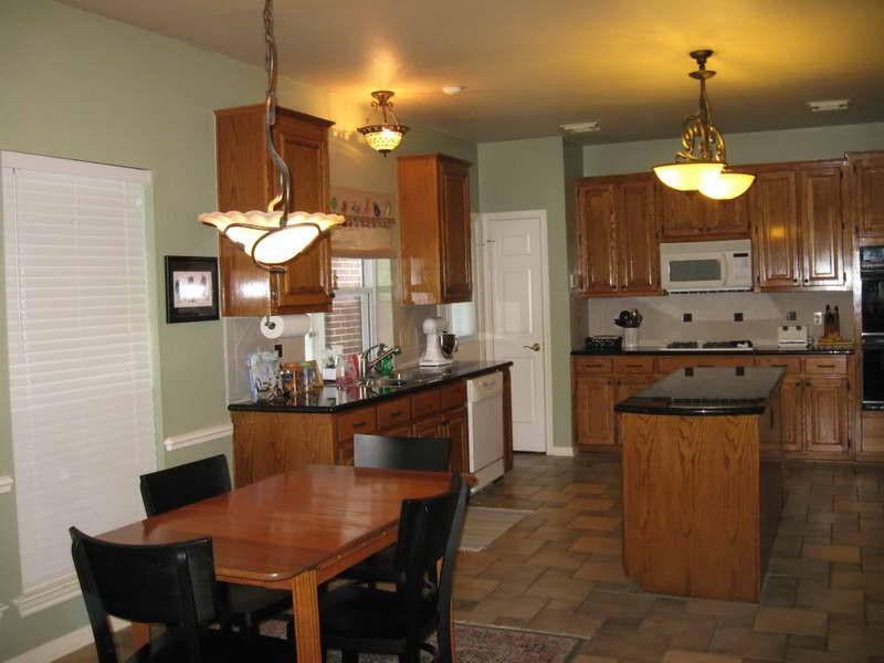 Best ideas about Kitchen Paint Colors With Oak Cabinets . Save or Pin Kitchen Paint Colors With Oak Cabinets Now.