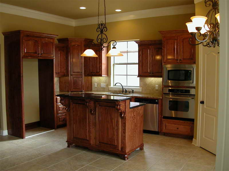 Best ideas about Kitchen Paint Colors With Oak Cabinets . Save or Pin Kitchen Floor Ideas With Oak Cabinets House Furniture Now.