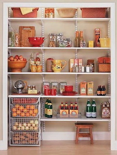 Best ideas about Kitchen Pantry Organization Ideas . Save or Pin 31 Kitchen Pantry Organization Ideas Storage Solutions Now.