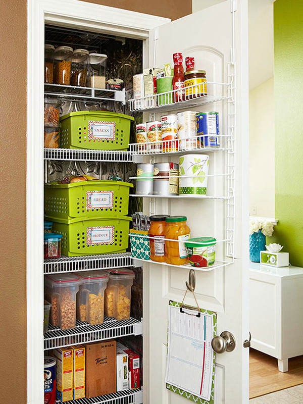 Best ideas about Kitchen Pantry Organization Ideas . Save or Pin 20 Modern Kitchen Pantry Storage Ideas Now.