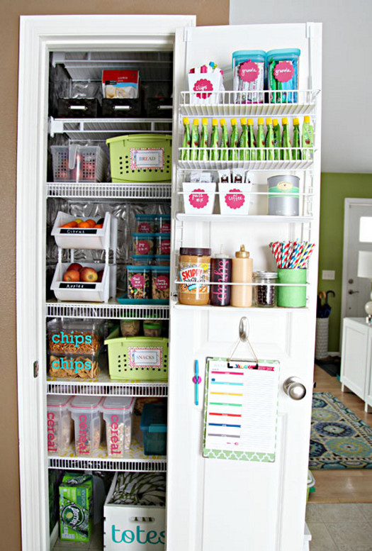 Best ideas about Kitchen Pantry Organization Ideas . Save or Pin 16 Pantry Organization Ideas That Your Kitchen Will Love Now.