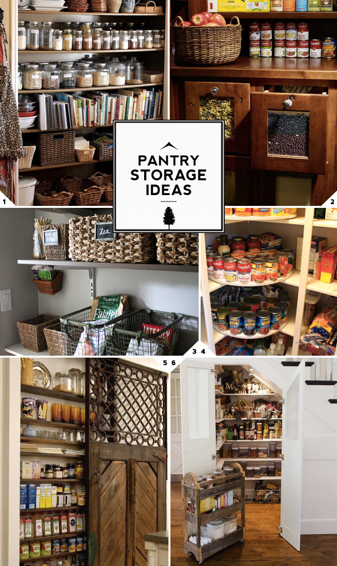 Best ideas about Kitchen Pantry Organization Ideas . Save or Pin The Walk in Closet of the Kitchen Pantry Storage Ideas Now.