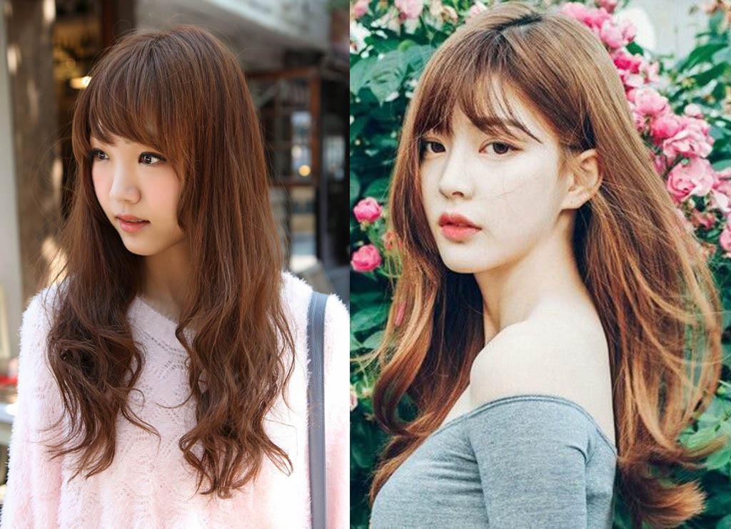 Korean Hairstyle Female 2019  Korean Hairstyles Women ideas 2017 2018 style you 7