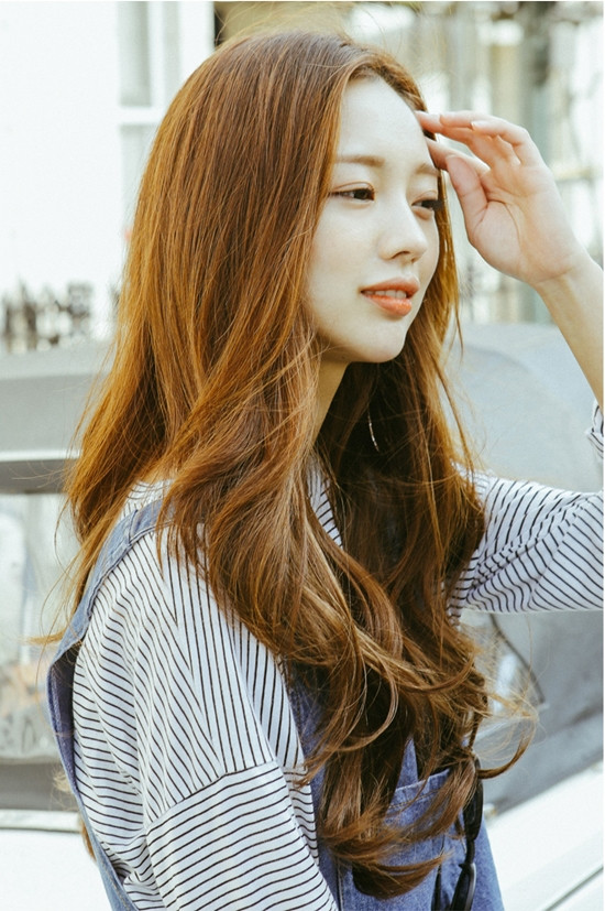 Korean Hairstyle Female 2019  Korean hairstyles girl 2018 2019 For Korean Women s Hair