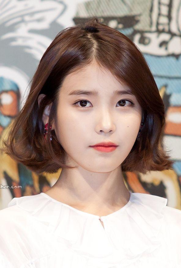 Korean Hairstyles Female  Korean Short Hairstyle For Teenage Haircuts For Asian
