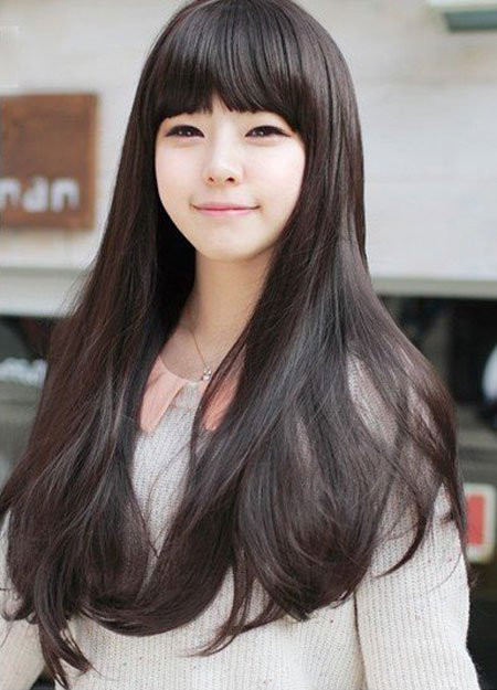 Korean Hairstyles Female  12 Cutest Korean Hairstyle for Girls You Need to Try