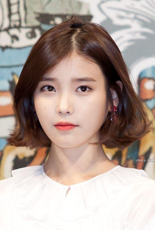 Korean Hairstyles Female  2018 Latest Korean Short Bob Hairstyles