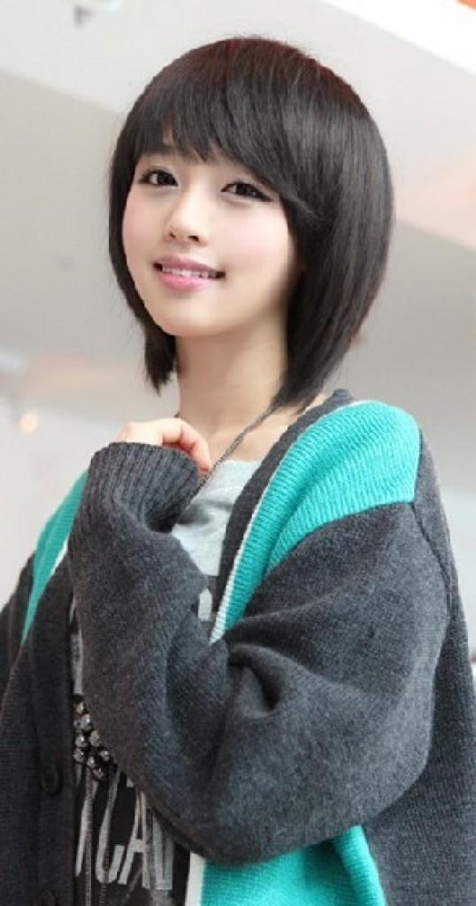 Korean Hairstyles Female  Korean Short Hairstyles for Women 2013