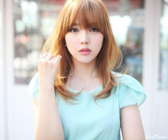 Korean Hairstyles Female  Creative Korean hairstyles female for 2018 Exclusive