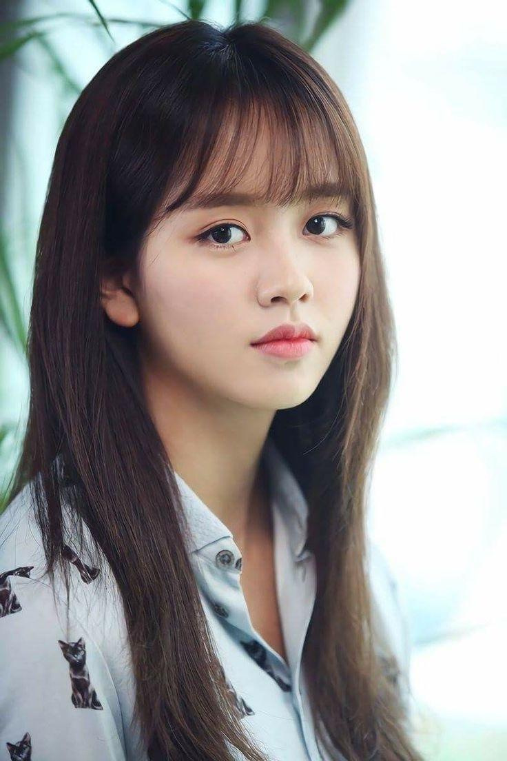 Korean Hairstyles Female  Perfect best Style Long Black Haircut For Female Korean