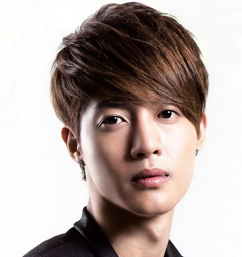 Kpop Hairstyle Male  Korean Hairstyles for Men Men Hairstyles Mag