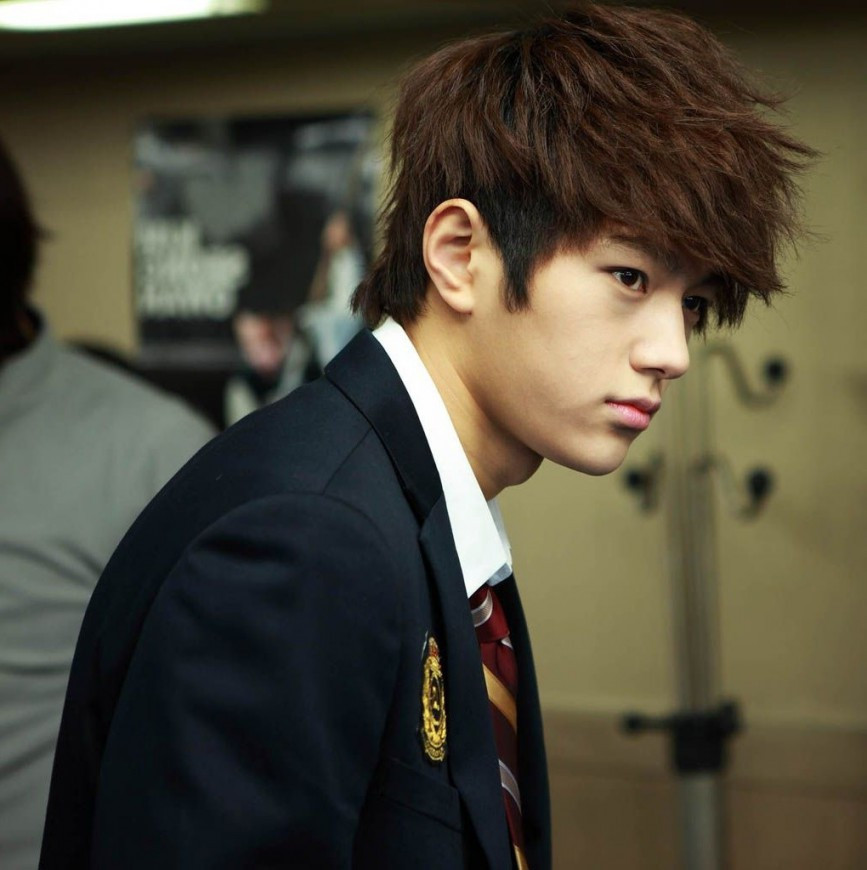 Kpop Hairstyle Male  Kpop Hairstyles