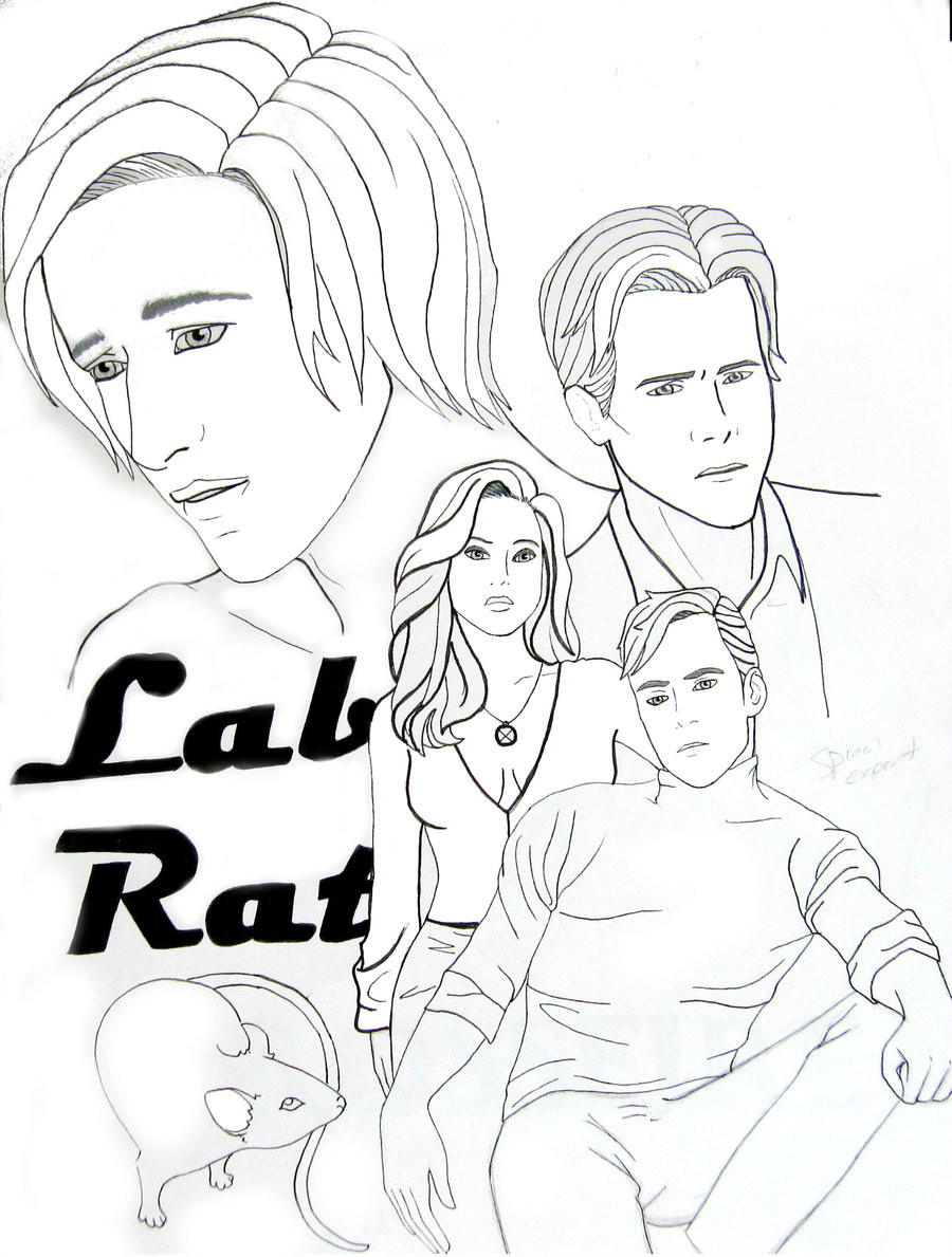 Lab Rats Coloring Pages  Lab Rats S Free Coloring Pages