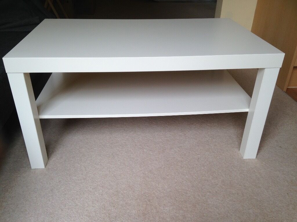 Best ideas about Lack Coffee Table . Save or Pin Ikea Lack coffee table white Now.