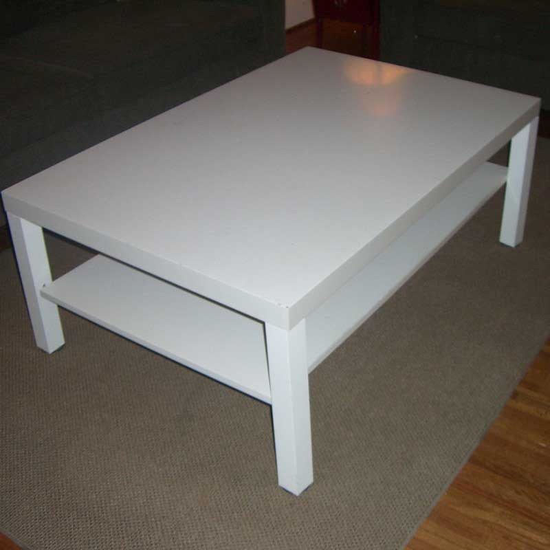 Best ideas about Lack Coffee Table . Save or Pin Lack Coffee Table Design With High Gloss Painting Makeover Now.