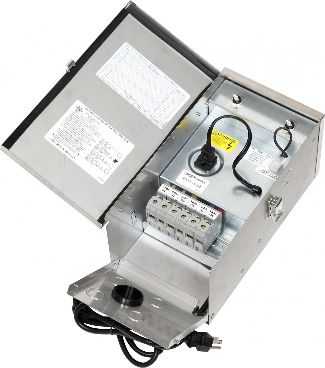 Best ideas about Landscape Lighting Transformer . Save or Pin Helpful Hints Low Voltage Landscape Lighting Transformers Now.