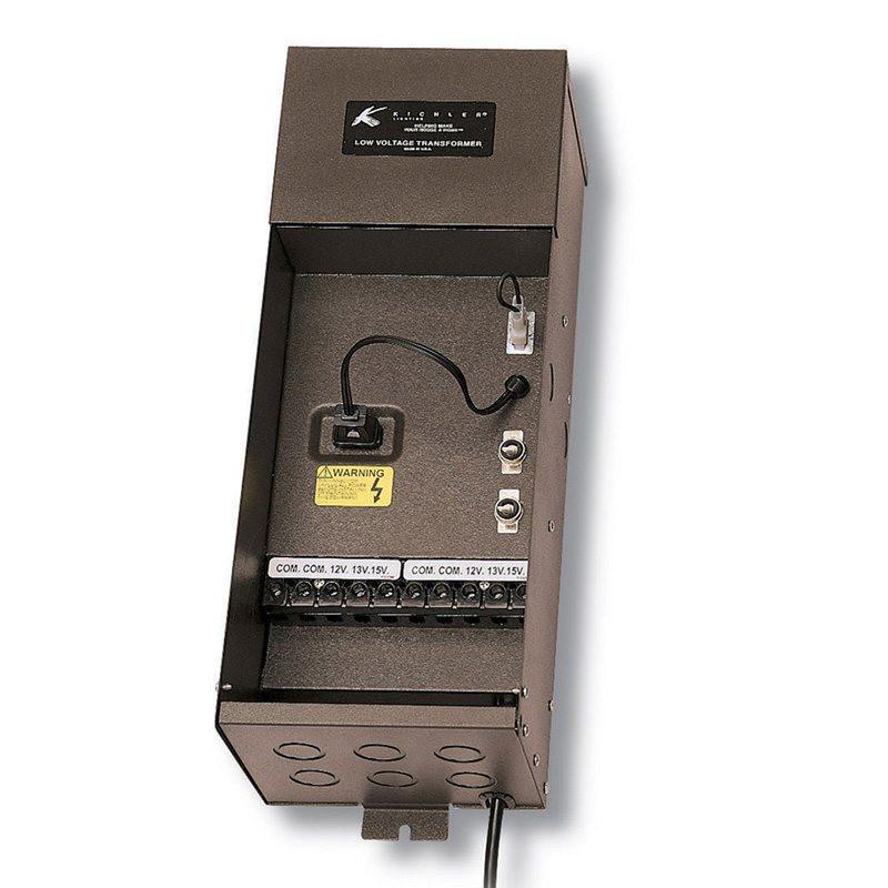 Best ideas about Landscape Lighting Transformer . Save or Pin Kichler Lighting 15PL Plus Outdoor Transformer Now.