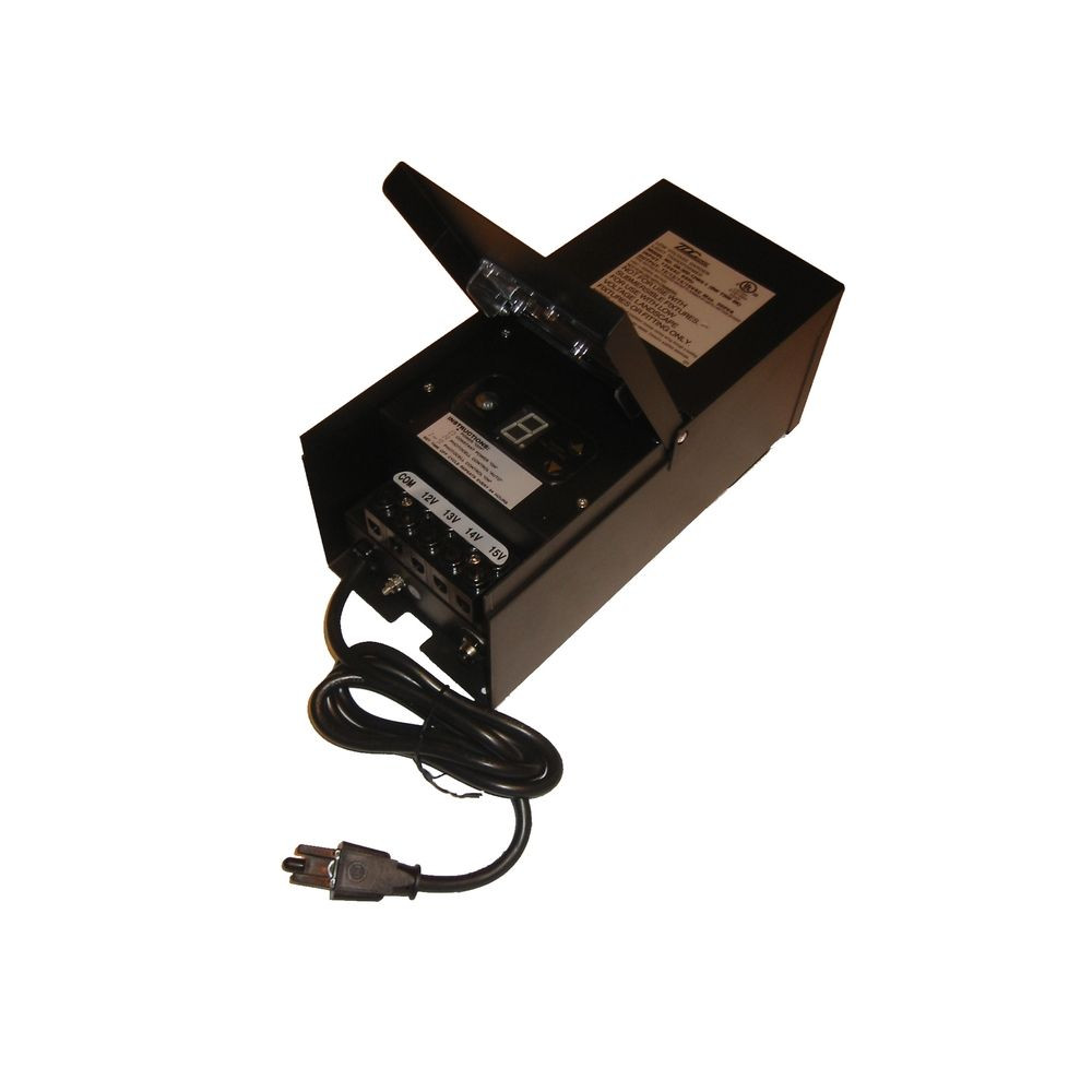 Best ideas about Landscape Lighting Transformer . Save or Pin Multi Tap 300Watt Landscape Transformer with cell Now.