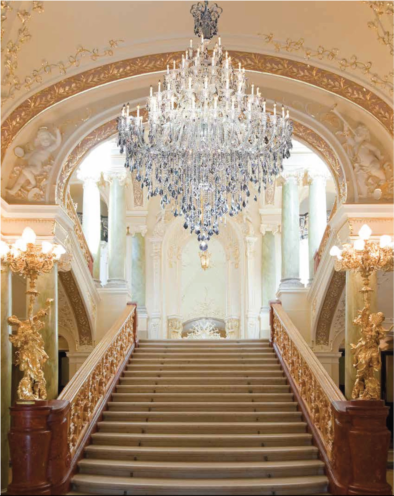 Best ideas about Large Entryway Chandelier . Save or Pin Chandelier Amazing Foyer Chandelier Transitional Now.