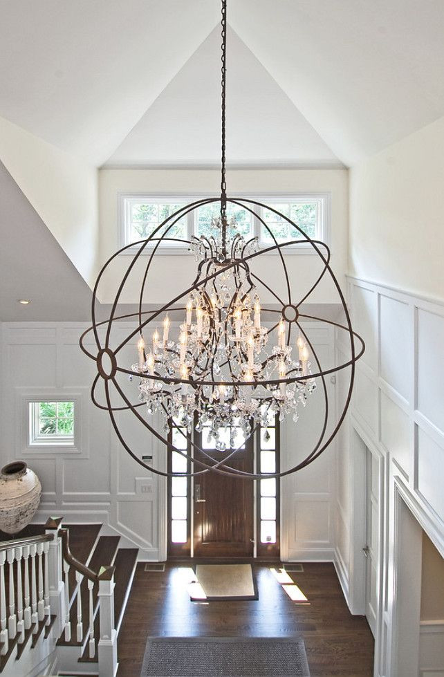Best ideas about Large Entryway Chandelier . Save or Pin Chandelier large foyer chandeliers Chandeliers For Now.