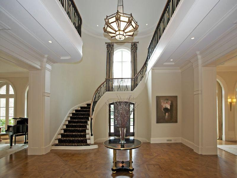 Best ideas about Large Entryway Chandelier . Save or Pin Entryway Chandelier Style — Home Design Romantic Now.