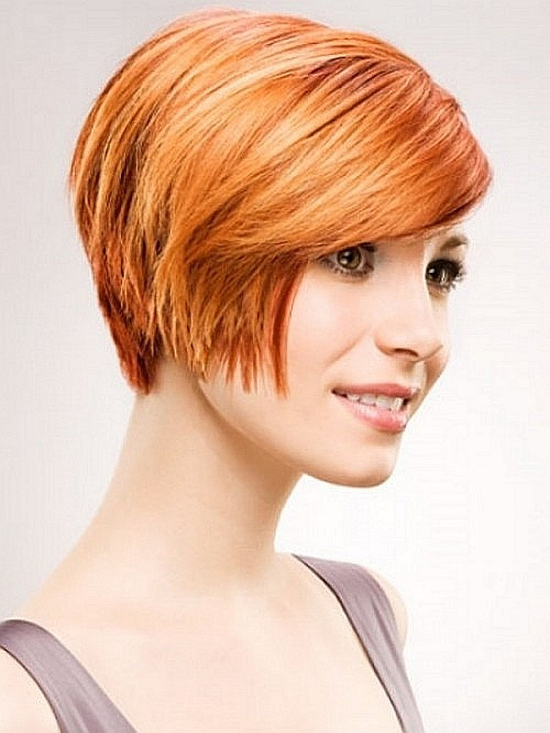 Latest Bob Hairstyle  Cute Short Bob Hairstyles for spring 30
