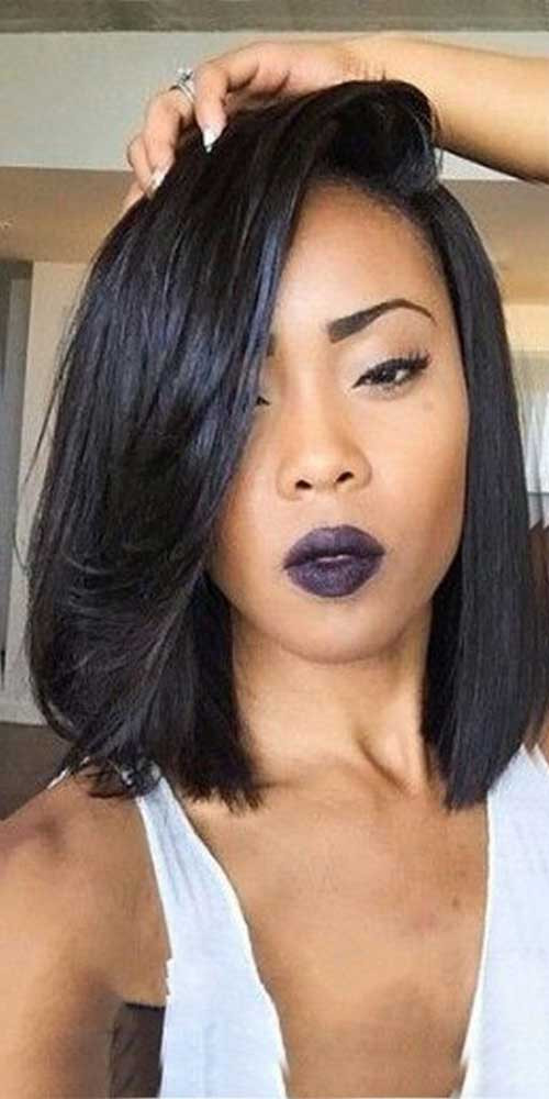 Latest Bob Hairstyle  25 Latest Long Bobs Hairstyles
