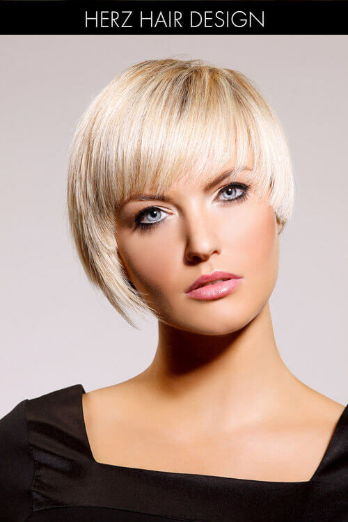 Latest Bob Hairstyle  Top 26 Short Bob Hairstyles & Haircuts for Women in 2017