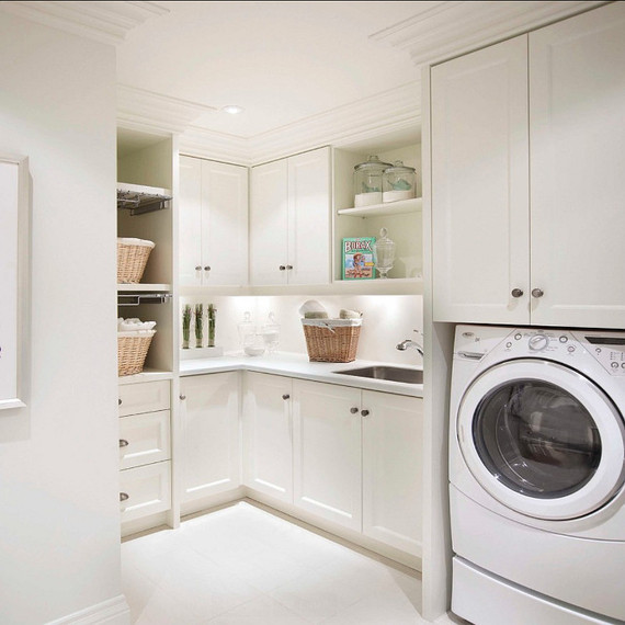 Best ideas about Laundry Room Cabinets Home Depot . Save or Pin Washer dryer cabinet kenmore washer and dryer washer and Now.