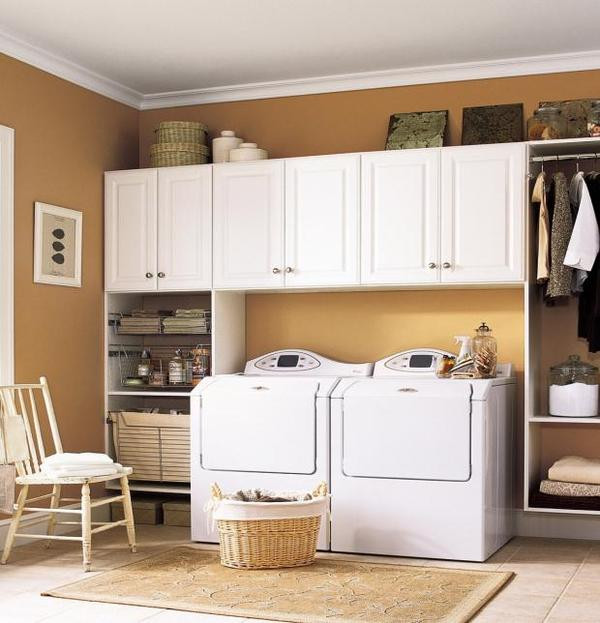 Best ideas about Laundry Room Cabinets Home Depot . Save or Pin laundry room cabinets home depot canada Now.