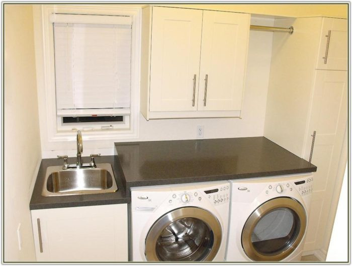 Best ideas about Laundry Room Cabinets Home Depot . Save or Pin Laundry Room Sink Cabinet Home Depot Cabinet Home Now.