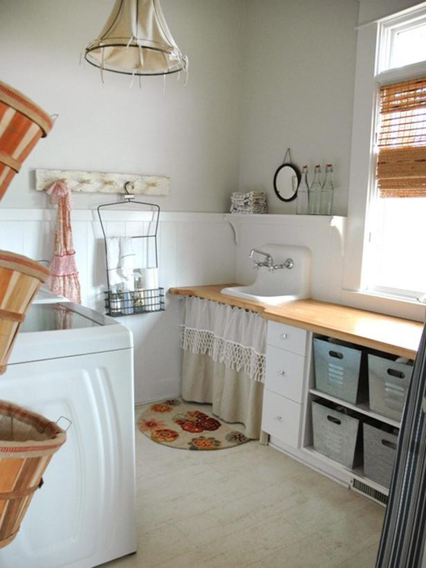 Best ideas about Laundry Room Decor Ideas . Save or Pin 15 Inspiring Laundry Room Ideas Now.