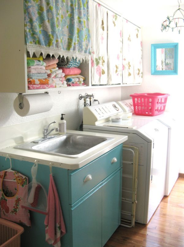Best ideas about Laundry Room Decor Ideas . Save or Pin 42 Laundry Room Design Ideas To Inspire You Now.