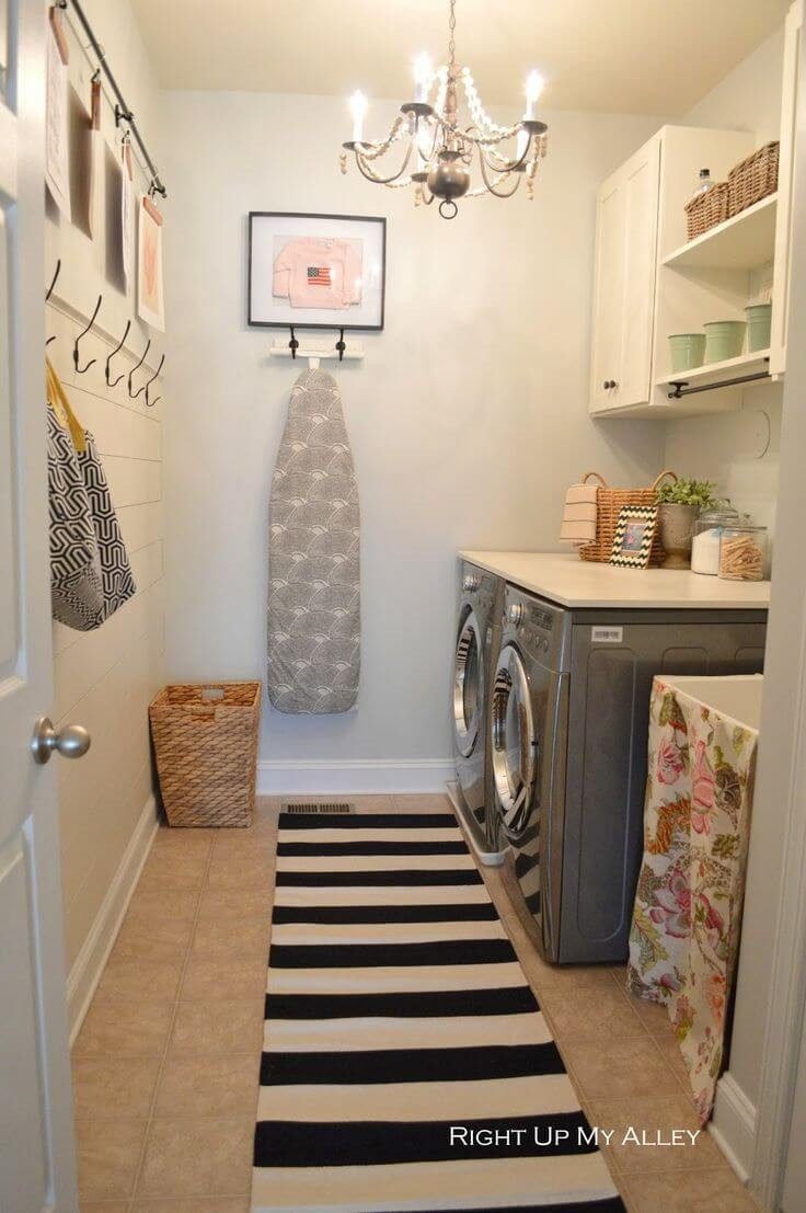 Best ideas about Laundry Room Decor Ideas . Save or Pin 25 Best Vintage Laundry Room Decor Ideas and Designs for 2017 Now.