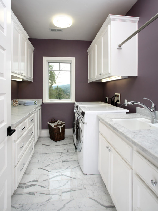 Best ideas about Laundry Room Decor Ideas . Save or Pin 51 Wonderfully clever laundry room design ideas Now.