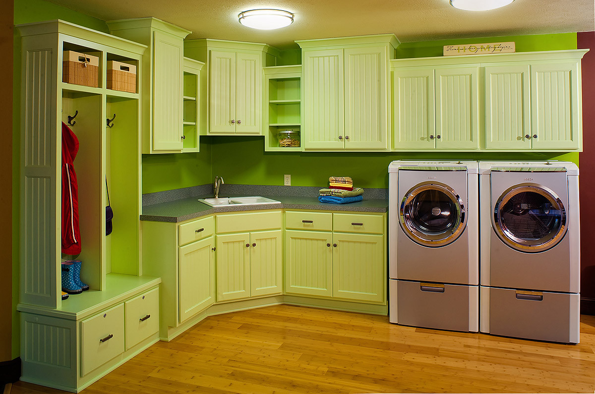Best ideas about Laundry Room Designs . Save or Pin 20 Modern Laundry Room Design Ideas Now.