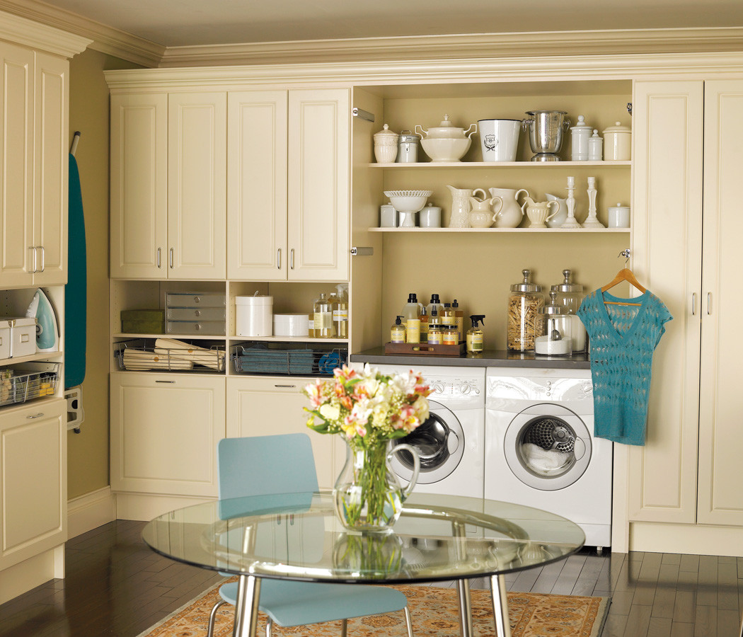 Best ideas about Laundry Room Designs . Save or Pin Top 16 Laundry Room Decor Ideas With s Now.