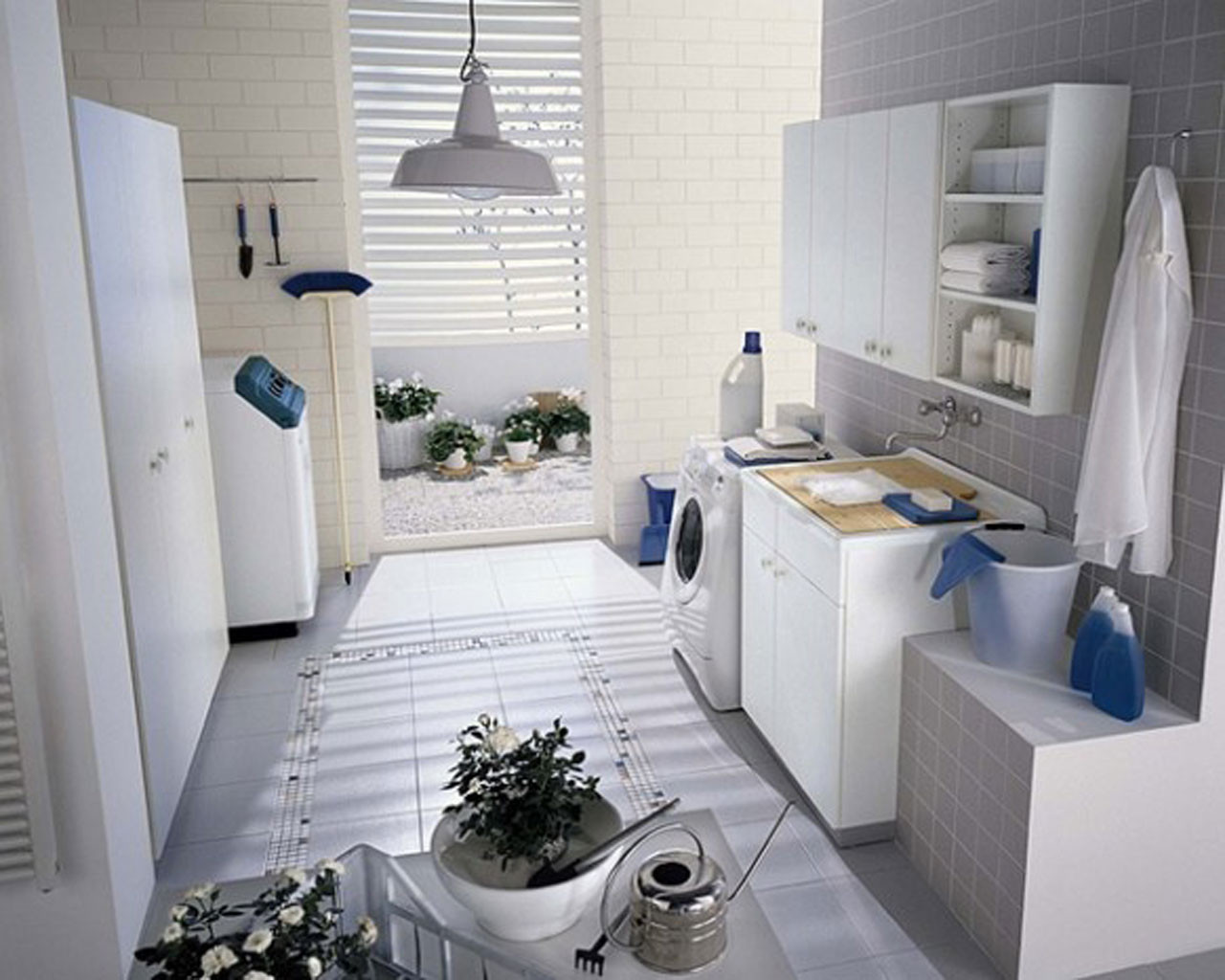 Best ideas about Laundry Room Designs . Save or Pin Tips to Design Bathroom Laundry Room Now.