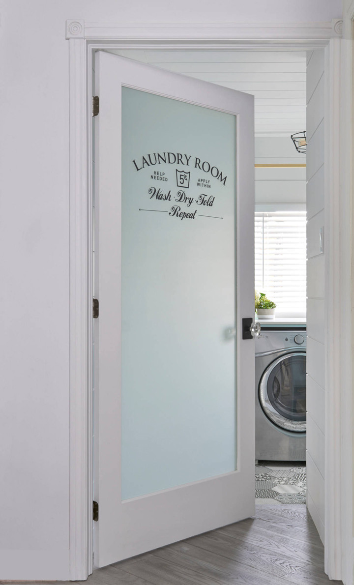 Best ideas about Laundry Room Doors . Save or Pin Soda Pop Design Inc Now.