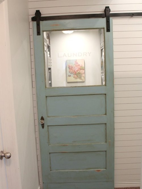 Best ideas about Laundry Room Doors . Save or Pin Decorative Glass Laundry Room Door Now.