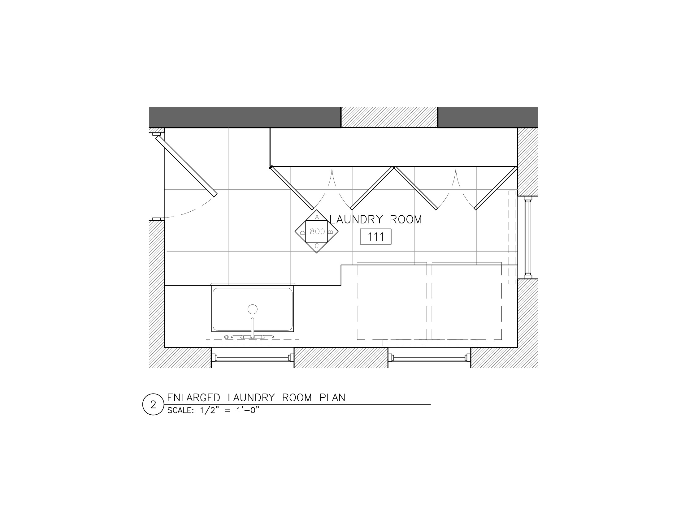 Best ideas about Laundry Room Floor Plans . Save or Pin Behind The Scenes Bathroom Battles Now.