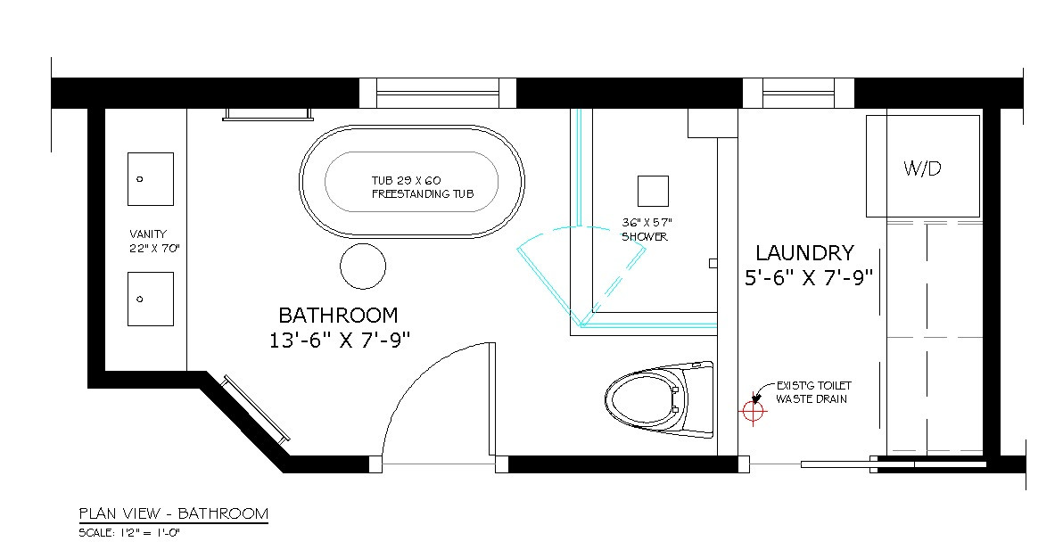 Best ideas about Laundry Room Floor Plans . Save or Pin Small Bathroom Laundry Room bo Ideas Now.
