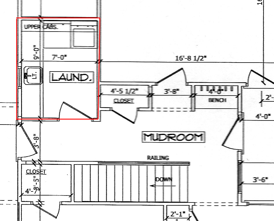 Best ideas about Laundry Room Floor Plans . Save or Pin Laundry Room Style Decisions DIYdiva Now.