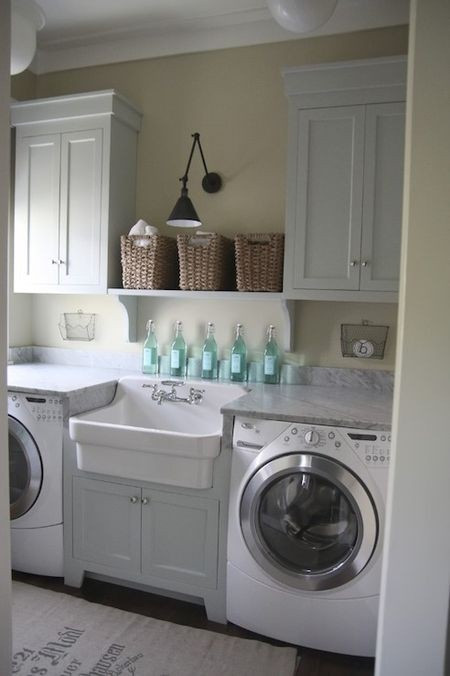 Best ideas about Laundry Room Ideas Pinterest . Save or Pin laundry room Home Ideas Now.