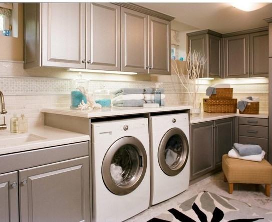 Best ideas about Laundry Room Ideas Pinterest . Save or Pin Pinterest Laundry Room Ideas Now.