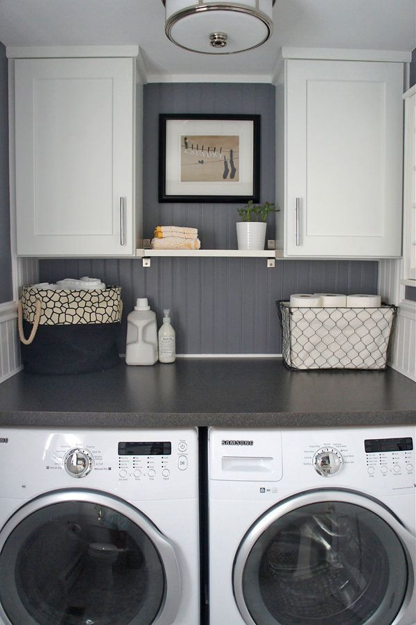 Best ideas about Laundry Room Ideas Pinterest . Save or Pin 25 best ideas about Small Laundry Rooms on Pinterest Now.