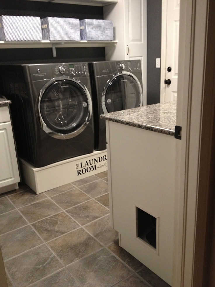 Best ideas about Laundry Room Ideas Pinterest . Save or Pin Pinterest Laundry Rooms Now.