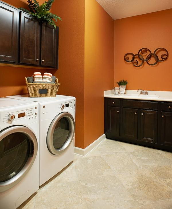 Best ideas about Laundry Room Ideas Pinterest . Save or Pin laundry room decor ideas pinterest Design and Ideas Now.