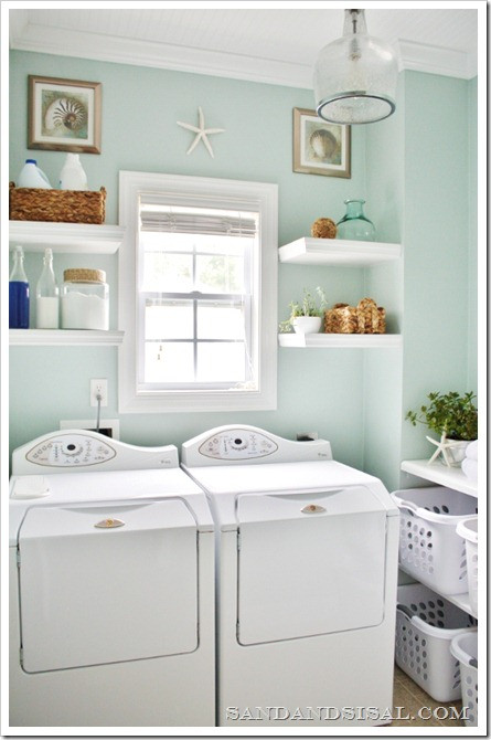 Best ideas about Laundry Room Makeover . Save or Pin Get Inspired 10 Laundry Room Makeovers How to Nest for Now.